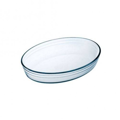 Assadeira Vidro Oval 2,2L Média Arcuisine 2328 Cisper