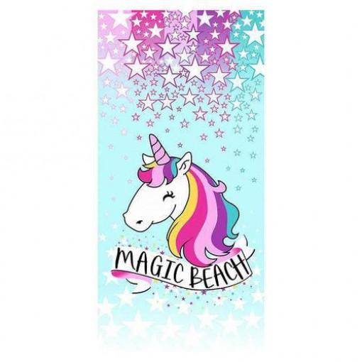 toalha-de-praia-infantil-unicornio-magic-santista