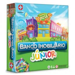 Jogo Banco Imobiliário Júnior 1201602800020 Estrela