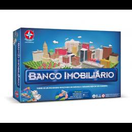 Jogo Banco Imobiliário com aplicativo Ref.1201602800019 - Estrela