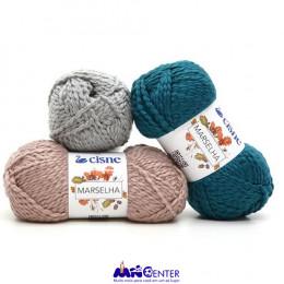 Lã Cisne Marselha R.960G000 - Coats Corrente