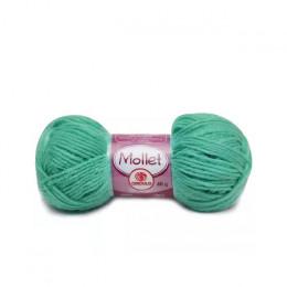 Lã Mollet 40g Colorida