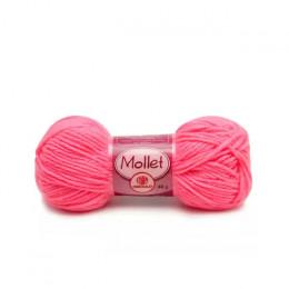 Lã Mollet Colorida 40g Circulo
