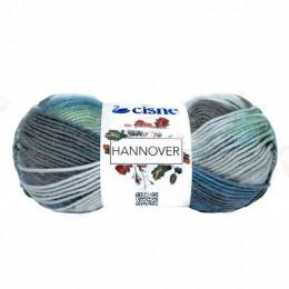 Lã Cisne Hannover R.350F- Coats Corrente