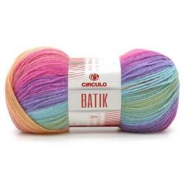 Lã Fio Batik 100g R.327662 Circulo